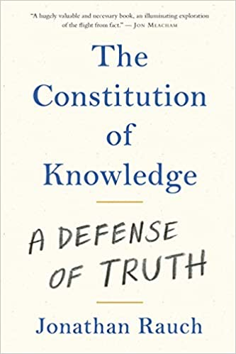 Book Cover: The Constitution of Knowledge